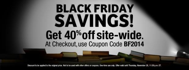 Harlequin site-wide Black Friday sale