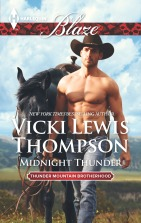 Thompson cover 1 - MIDNIGHT THUNDER